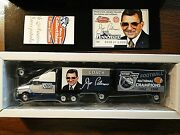 1999 White Rose Collectibles Penn State Double Trailer W/ Joe Paterno 180 New