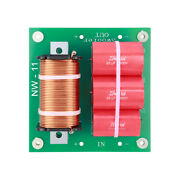 5 Core 1500w Rms Electronics 1-way Crossover Network Board High Frequency Nw11