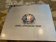 Lionel 6-11715 90th Anniversary Edition Train Set, 1990 Limited Excellent Cond.