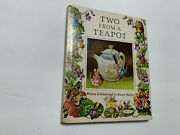 Two From A Teapot By Racey Helps Hb With Dj Book Chilton Books 1966 1st Ed