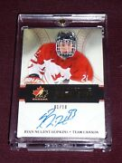 2011-12 The Cup Ryan Nugent-hopkins Programme Of Excellence Auto Rc 1/10 1/1 1st