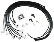 Accel 9001c Spark Plug Wire Set With Terminals For Male And Female Tower Caps