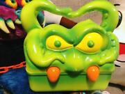 My Pet Monster Lunchbox Vintage Creature Features Monster Lunch Box Toy Green
