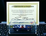 Hot Wheels Dream Halloween 2008 Batmobile 1966 Signed By The Late George Barris