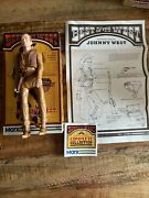 Marx Johnny West The Moveable Cowboy With Box