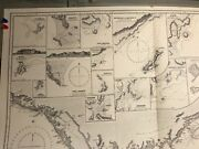 Pick 6 For 50 Off Vintage Navigational Charts / Hydrographic Maps Free Shipping