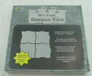 Dry-erase Dungeon Tiles 5 Set - 36 Tiles By Roll 4 Initiative R4i45002