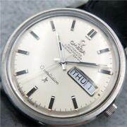 Omega Constellation Chronometer From Japan Fedex No.3721