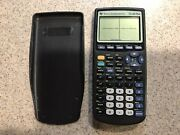 Texas Instruments Ti-83 Plus Graphing Calculator See Description Ships Free Now