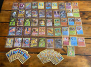 Huge Pokemon Card Collection Lot Charizard Holo Gx V Prism Ex Rainbow Gold Rare