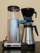 Technivorm Moccamaster Cdgt 10 Cup 1.25 Liters Coffee Maker