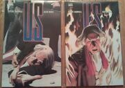Uncle Sam Complete 1st Print Issue Alex Ross And Steve Darnall Series