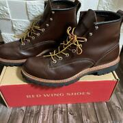 Red Wing Boots Lineman 2933redwing 27cm
