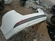 2013 2014 2015 2016 2017 2018 Ford Fusion Rear Bumper With Foam Absorber