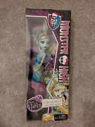 2013 Monster High - Dawn Of The Dance - Lagoona Blue Doll New In Box