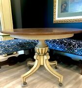 Dorothy Draper Bistro Dining Table Viennese Collection
