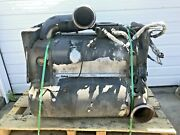 2015 Freightliner Cascadia Dd15 Dpf Diesel Particulate Filter Exhaust Assembly