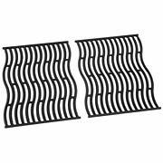 Napoleon S83005 Replacement Cast Iron Cooking Grids For Lex 485 Grills Black