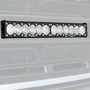 Grille Mounted Onx6+ 20 216w/160w Driving/combo Beam Led Light Bar Kit