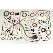 American Autowire 60-64 Falcon/60-65 Comet Wiring Kit