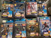 Collectible Marvel Legends 39 Figure Lot All New In Package See Listing