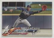 2018 Topps Update Vintage Stock /99 Ronald Acuna Jr Us252 Rookie
