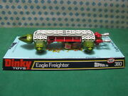 Freighter Eagle Space 1999 / Gerry Anderson - Dinky Toys Mib