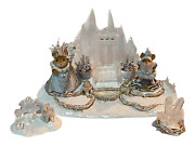Wee Forest Folk Special Fairy Tales Snow Queen Set Plus Earl Frost Total 5 Wff