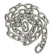 10 Ft 5/16 316 Ss Polished Bbb Chain 5.00 Price Per Foot For Additional Feet