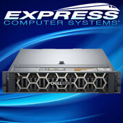 Dell Poweredge R740xd 1x Silver 4114 2.2ghz 10 Core 128gb No Hdd H730p Boss Card