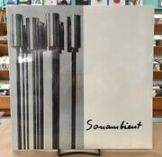Harry Bertoia All And More/passage Lp Sealed, Sonambient/sound Sculpture