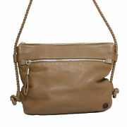 Shoulder Bag Brown Women And039s Fashionable Pitiable Recommendation No.9831