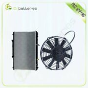 For 1997-2001 Toyota Camry 2.2l Radiator And Cooling Fan Kit
