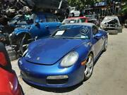 Driver Left Fender Without Rod Antenna Fits 05-08 Porsche Boxster 460761