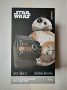 Special Edition Battle Worn Bb-8 App-enabled Droid With Force Band Sphero