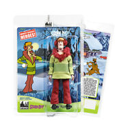 Scooby Doo Retro 8 Inch Action Figures Series Shaggy [winter Variant]