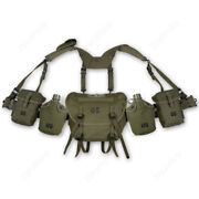 Vietnam War U.s. Army Carrying Us Army M1956 M1961 Bag Ammo Pouch Canteen Strap