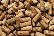 Used Natural Wine Corks - Selling In Lots Of 100 - Very Nice For Craft
