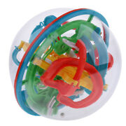 118 Levels Labyrinth Puzzle Ball 3d Maze Intellect Magic  Kids Toys Gift