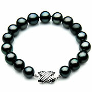 Pacific Pearls® 11-13mm Tahitian Black Pearl Bracelets Top 10 Mother's Day...