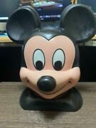 Object Mickey Mouse Installed At The Cash Register At The Mcdonald's Store
