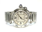 Pasha Sea Timer- 40mm -2790 - Automatic - Stainless Steel - Boxed