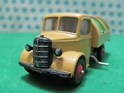 Vintage - Bedford Garbage Camion - Dinky Toys 252 - Made In Angleterre 1963