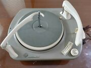Telefunken Turntable Record Player From Console Cabinet Stereo