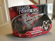Transformers 2007 Movie G1 Colors Voyager Class Starscream Misb Target Exclusive