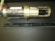 He-ne Laser Tube Housing-enclosure Mount And Focusing Lens. Fits 1.375 Inch Lasers