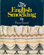 Art Of English Smocking Instruction Book By Dianne Durand Smocking Plates