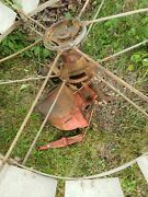 8ft Aermotor Windmill Motor A702 Hub Used Was Pumping Water