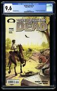 Walking Dead 2 Cgc Nm+ 9.6 White Pages 1st Lori And Carl