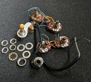 1967 Gibson Sg Pots, Toggle Switch And Jack Harness Vintage Usa 1965